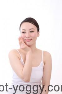 ホットヨガ効果 美肌 肌荒れ改善